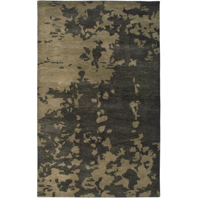 Cadiz Hand-Tufted Brown Area Rug Rug Size: Rectangle 9 x 12