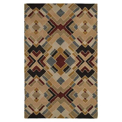Carolina Hand-Tufted Area Rug Rug Size: 8 x 10