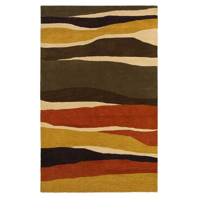Colon Hand-Tufted Area Rug Rug Size: 9 x 12