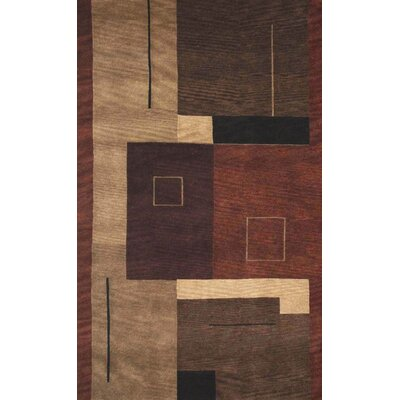 Setubal Hand-Knotted Area Rug Rug Size: Rectangle 5 x 8