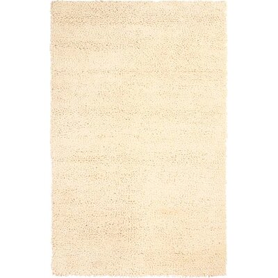 Foynes Hand-Woven Ivory Area Rug Rug Size: Runner 26 x 8
