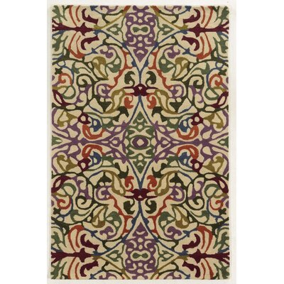 Batumi Hand-Tufted Area Rug Rug Size: Rectangle 5 x 8