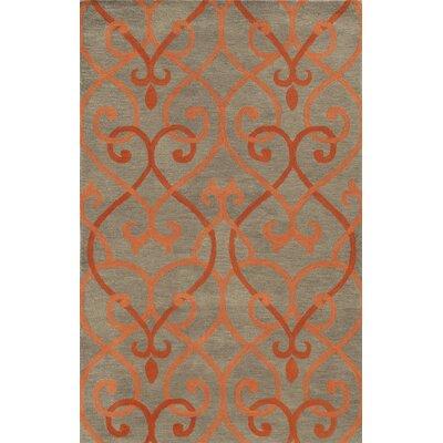 Mangalia Hand-Tufted Area Rug Rug Size: 9 x 12