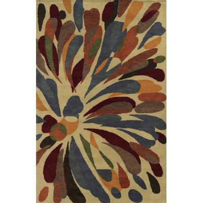 Midia, Hand-Tufted Area Rug Rug Size: Rectangle 8 x 10