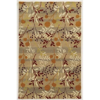 Tobago Hand-Tufted Area Rug Rug Size: 5 x 8