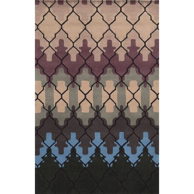 Barrios Hand-Tufted Area Rug Rug Size: Round 8