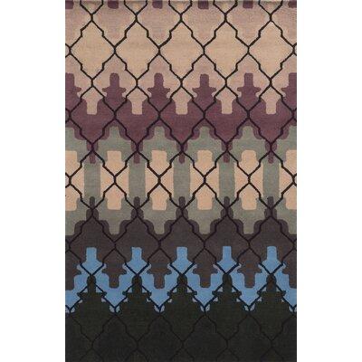 Barrios Hand-Tufted Area Rug Rug Size: Rectangle 5 x 8