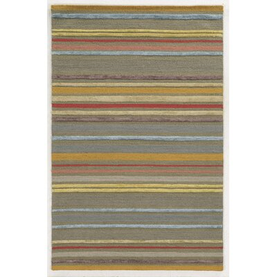 Tomas Guatemala Hand-Tufted Area Rug Rug Size: Rectangle 9 x 12