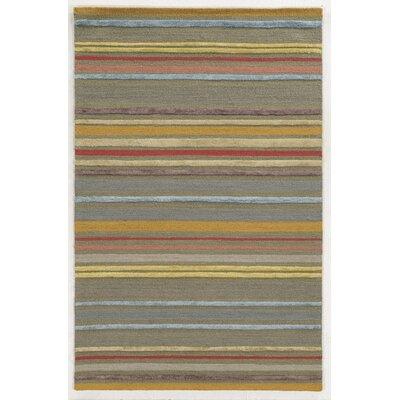 Tomas Guatemala Hand-Tufted Area Rug Rug Size: 9 x 12