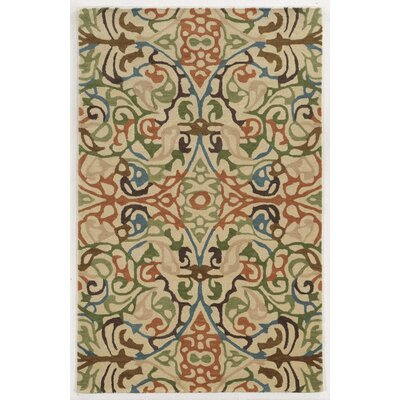 Le Havre Hand-Tufted Area Rug Rug Size: 8 x 10
