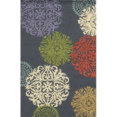 Ostend Hand-Tufted Area Rug Rug Size: 5 x 8