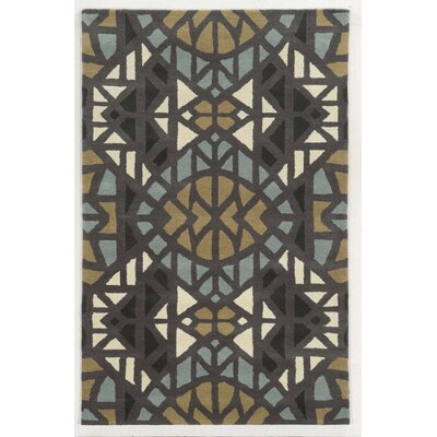 Ramsgate Hand-Tufted Area Rug Rug Size: Round 8