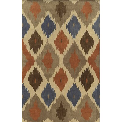 Erie Hand-Tufted Area Rug Rug Size: 9 x 12