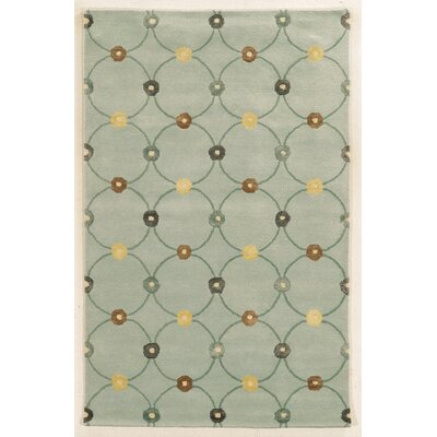 Furness Hand-Tufted Grey Area Rug Rug Size: 9 x 12
