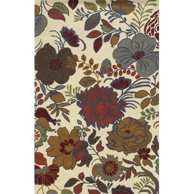 Cairnryan Hand-Tufted Area Rug Rug Size: 5 x 8