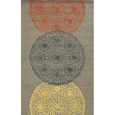 Ellesmere Hand-Tufted Area Rug Rug Size: 5 x 8