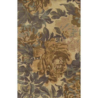 Garston Hand-Tufted Area Rug Rug Size: 3 x 5