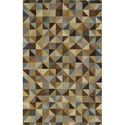 Mostyn Hand-Tufted Area Rug Rug Size: Rectangle 8 x 10