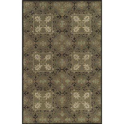 Melilla Hand-Tufted Beige Area Rug Rug Size: Rectangle 9 x 12
