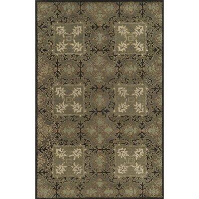 Melilla Hand-Tufted Beige Area Rug Rug Size: Rectangle 3 x 5