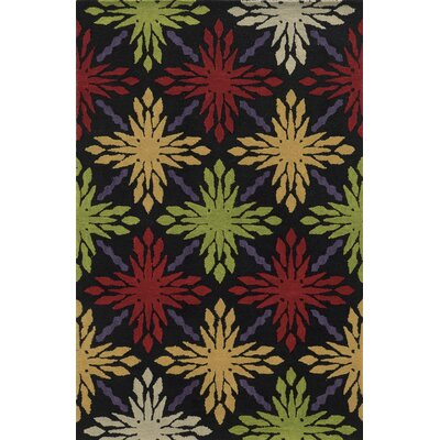 Piraeus Hand-Tufted Area Rug Rug Size: 5 x 8