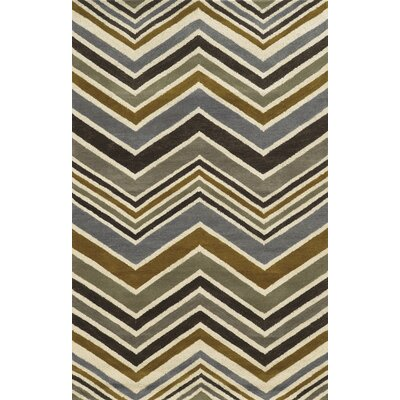 Sidon Hand-Tufted Area Rug Rug Size: Rectangle 9 x 12