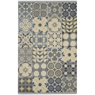 Tripoli Hand-Tufted Area Rug Rug Size: Rectangle 5 x 8
