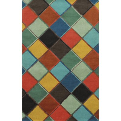 Pensacola Hand-Tufted Area Rug Rug Size: Rectangle 9 x 12