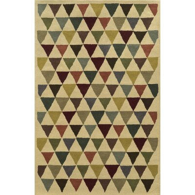 Tampa Hand-Tufted Area Rug Rug Size: 3 x 5