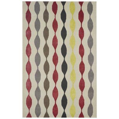 Blyth Hand-Tufted Area Rug Rug Size: 2 x 3