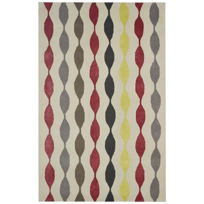 Blyth Hand-Tufted Area Rug Rug Size: Rectangle 5 x 8