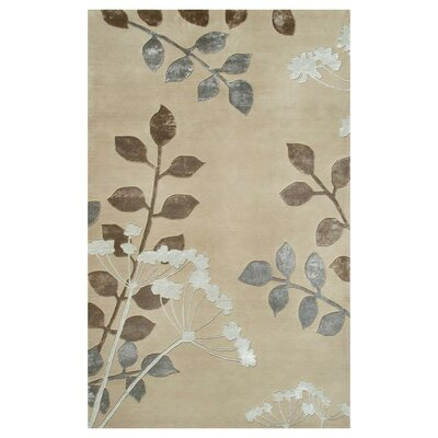 Esbjerg Hand-Tufted Area Rug Rug Size: 5 x 8