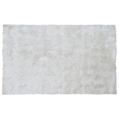 Dudinka Ivory Area Rug Rug Size: 76 x 96