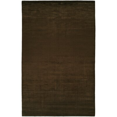 Bedi Hand-Woven Brown Area Rug Rug Size: 36 x 56