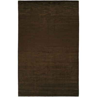 Bedi Hand-Woven Brown Area Rug Rug Size: 8 x 10
