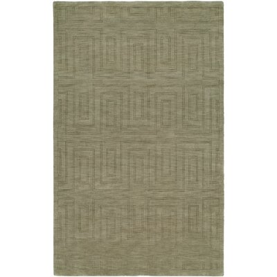 Chanda Hand-Woven Gray Area Rug Rug Size: Runner 26 x 10