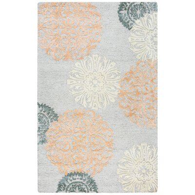 Cartagena Hand-Tufted Area Rug Rug Size: Rectangle 9 x 12