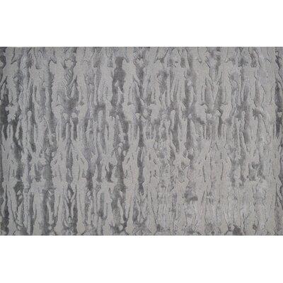 Copenhagen Handmade Dark Gray Area Rug Rug Size: 10 x 13