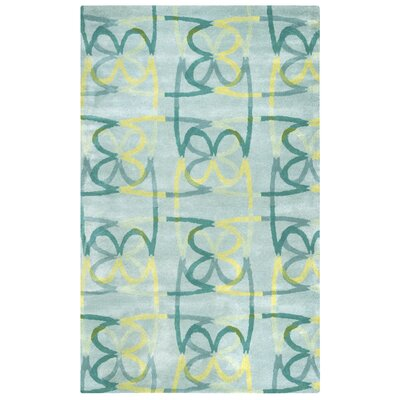 Dover Hand-Tufted Area Rug Rug Size: Rectangle 8 x 10