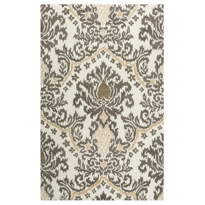 Montevideo Hand-Tufted Beige Area Rug Rug Size: Rectangle 2 x 3