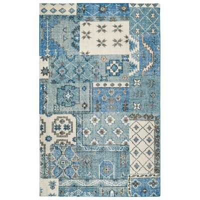 Corinth Hand-Knotted Area Rug Rug Size: Rectangle 5 x 8