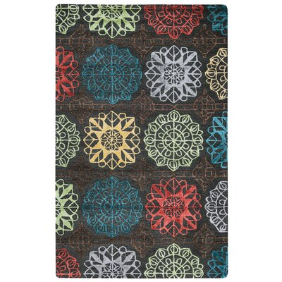 Curacao Hand-Tufted Area Rug Rug Size: Rectangle 5 x 8