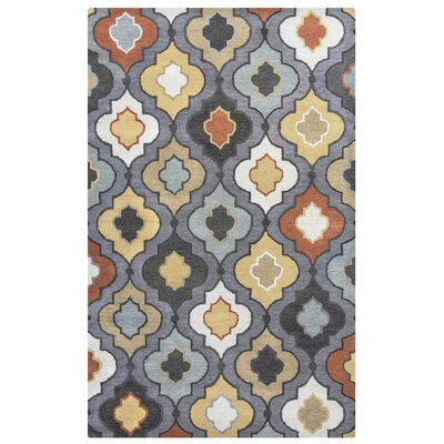 Sevastopol Hand-Tufted Area Rug Rug Size: Rectangle 3 x 5