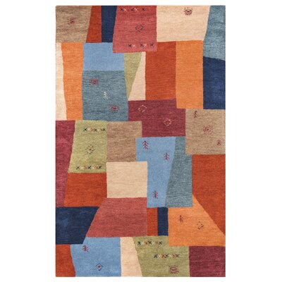 Bordeaux Hand-Tufted Area Rug Rug Size: Rectangle 5 x 8