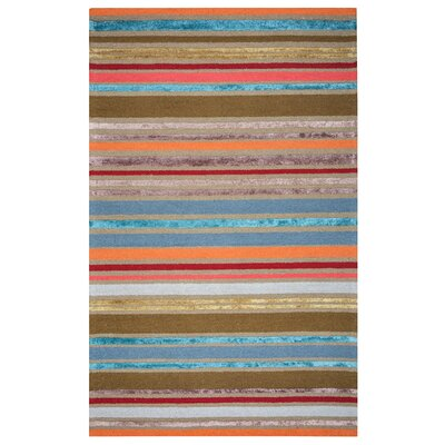 Norfolk Hand-Tufted Area Rug Rug Size: Rectangle 5 x 8