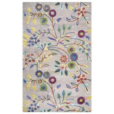 Two Harbor Hand-Tufted Area Rug Rug Size: 3 x 5