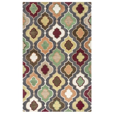 Oranjestad Hand-Tufted Area Rug Rug Size: Rectangle 9 x 12