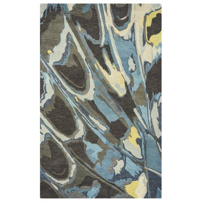 Shoreham Hand-Tufted Area Rug Rug Size: 5 x 8