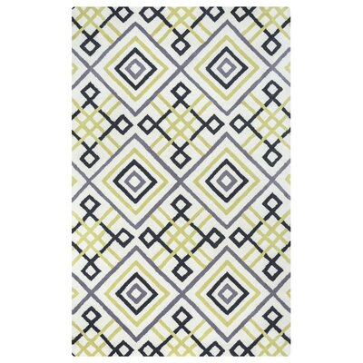 Caen Hand-Tufted Area Rug Rug Size: Rectangle 2 x 3