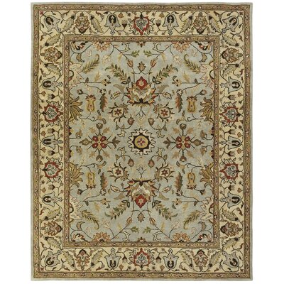 Chandra Hand-Woven Brown Area Rug Rug Size: Rectangle 8 x 10
